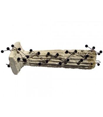 ASPA-LAVA, STERLING SILVER BRACELET. Original Handcrafted Jewel - VOBASPALA01 - Original Version