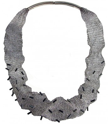 MESH-TUBO COLLAR TUBULAR Artesanal - VOCMESHTITB01OX - Version Original